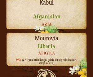 Afganistan i Liberia